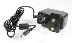 UK-Steckernetzteil für WRAP, ALIX.2, ALIX.3