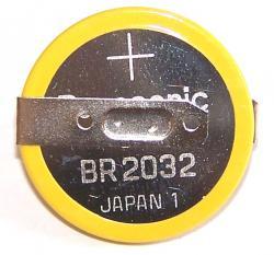 RTC-Batterie