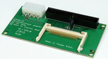 CompactFlash(TM) nach IDE-Adapter
