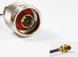 Pigtail U.FL -> N-Stecker 6 GHz